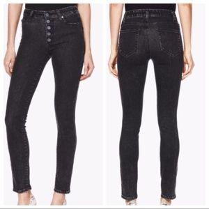 Paige Hoxton Ankle Peg Button Fly Jeans Sz 26